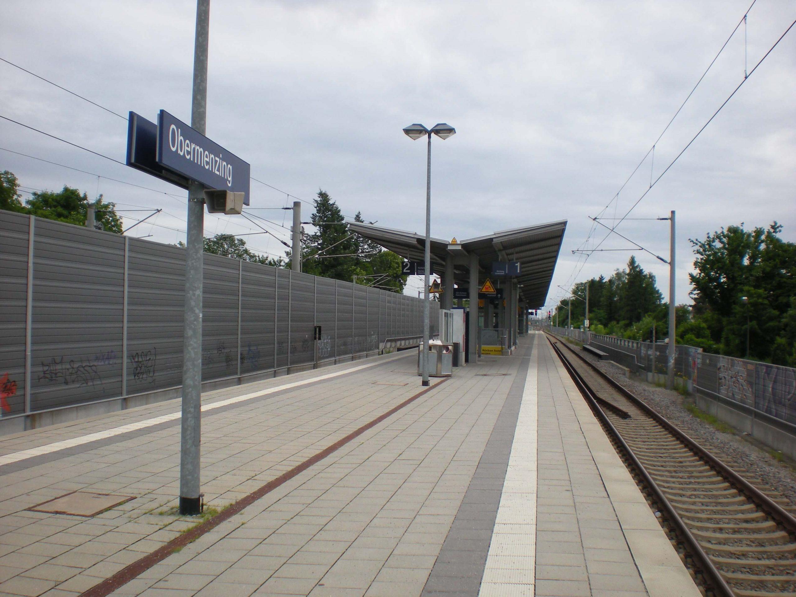 S-Bahn-Station Obermenzing