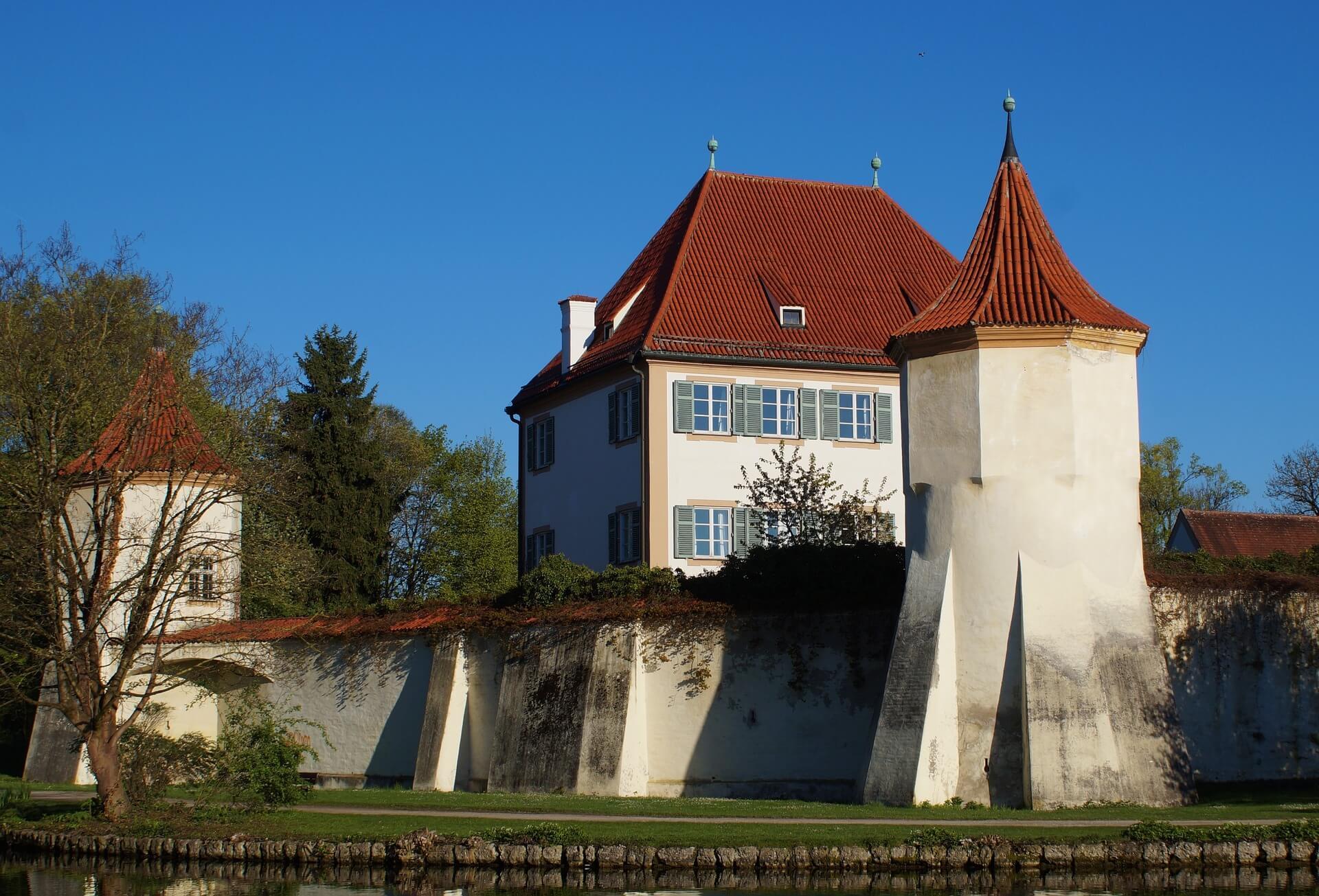 Obermenzinger Blutenburg